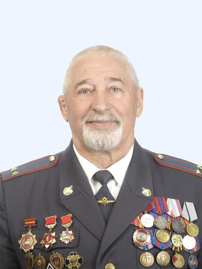 Махин Анатолий Дмитриевич